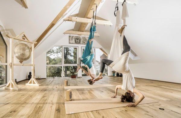 lange yogamatte
