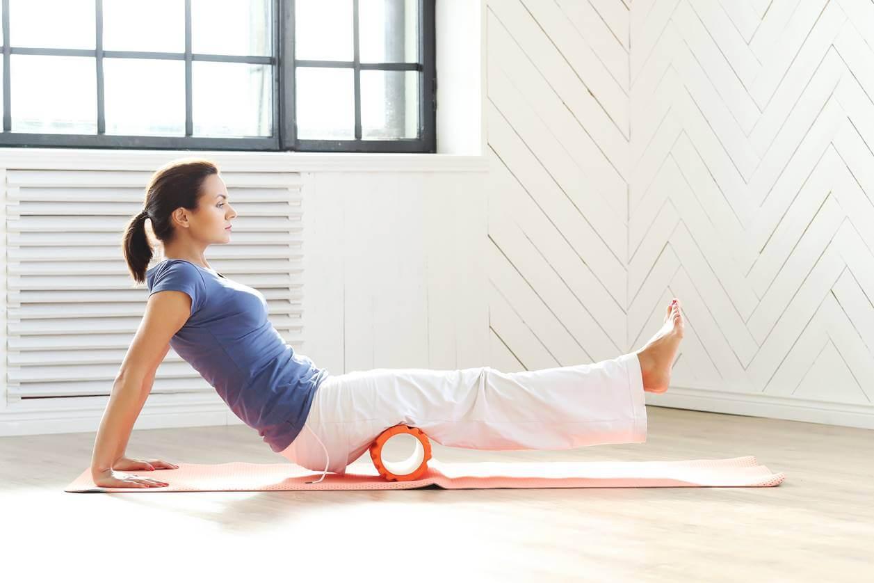 faszien yoga uebungen