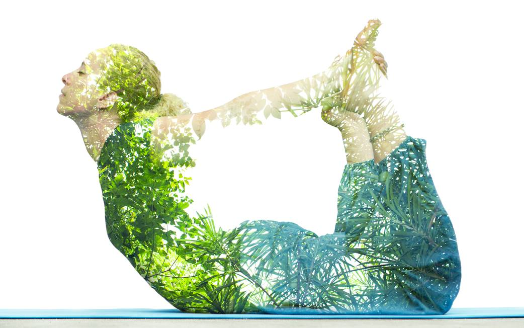 nachhaltige yogamatte